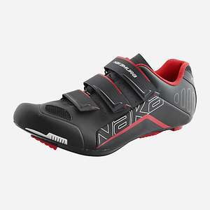Chaussures de vélo route adulte sport Nakamura (Taille 40 & 46)