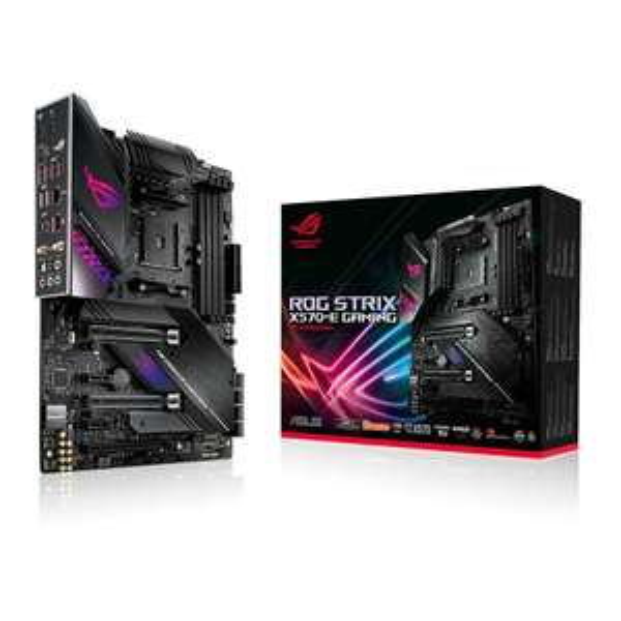 Carte-mère Asus ROG Strix X570-E Gaming - ATX