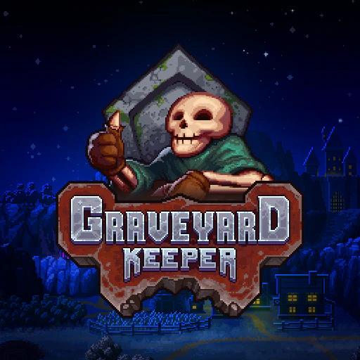 Graveyard Keeper sur Switch (dématérialisé, store MX)