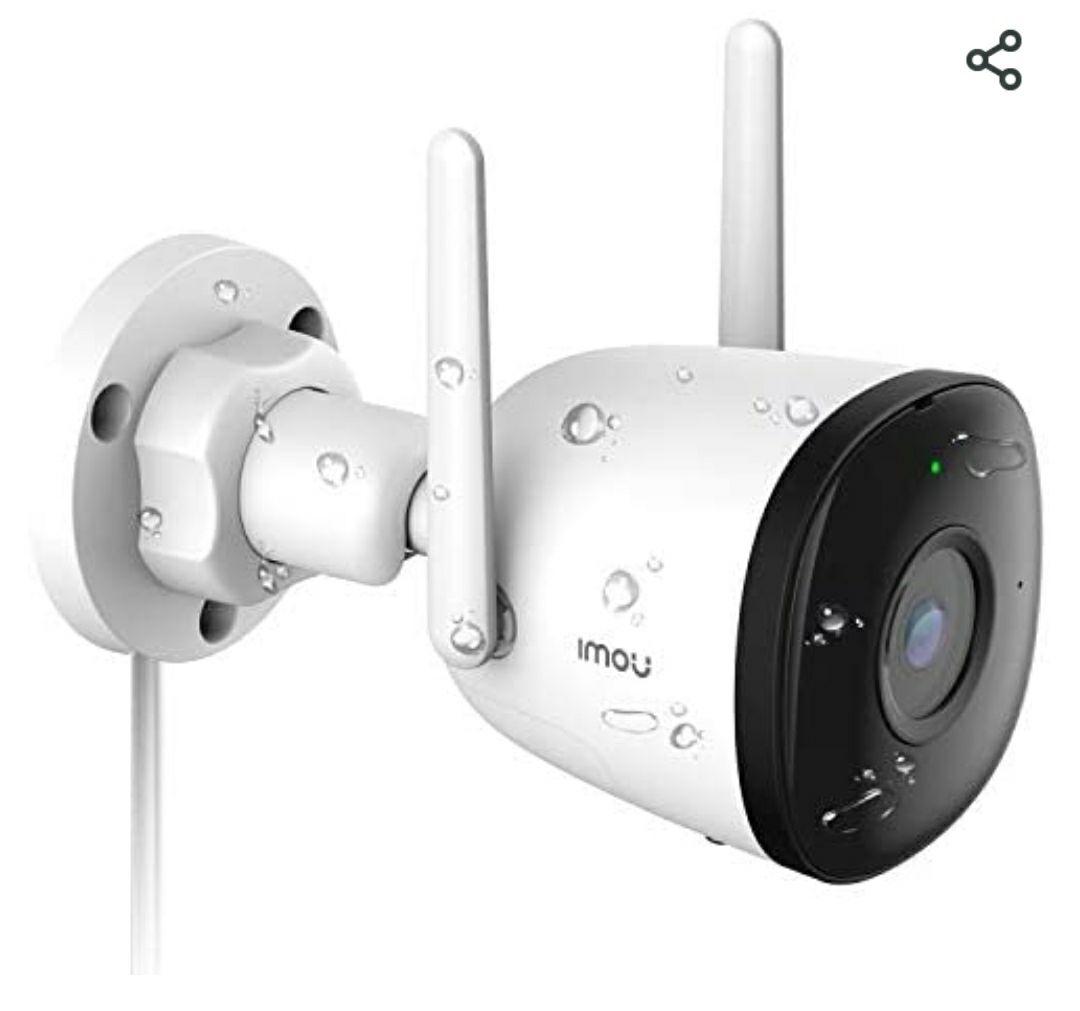 Caméra de Surveillance extérieure Imou Bullet 2C - 1080p, 2MP, WiFi (Vendeur tiers)