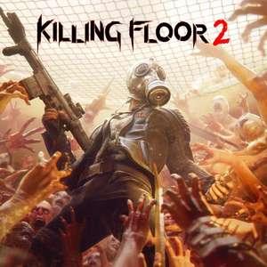 Killing Floor 2 gratuit sur PC (Dématérialisé - Steam ou Epic Games)