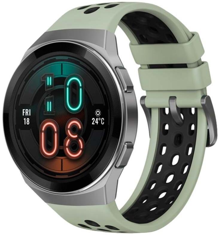 Montre connectée Huawei Watch GT 2e (vert) - Nœux-les-Mines (62)