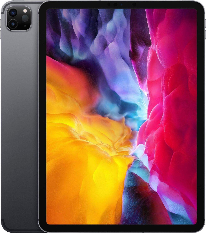 """Tablette tactile 11"""" Apple iPad Pro 11 (2020) - A12Z, 6 Go de RAM, 256 Go, gris sidéral"""