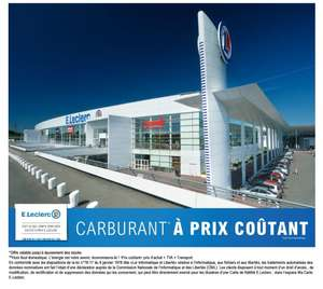Carburants à prix coûtant (hors fioul domestique) - Rennes Saint-Grégoire (35)