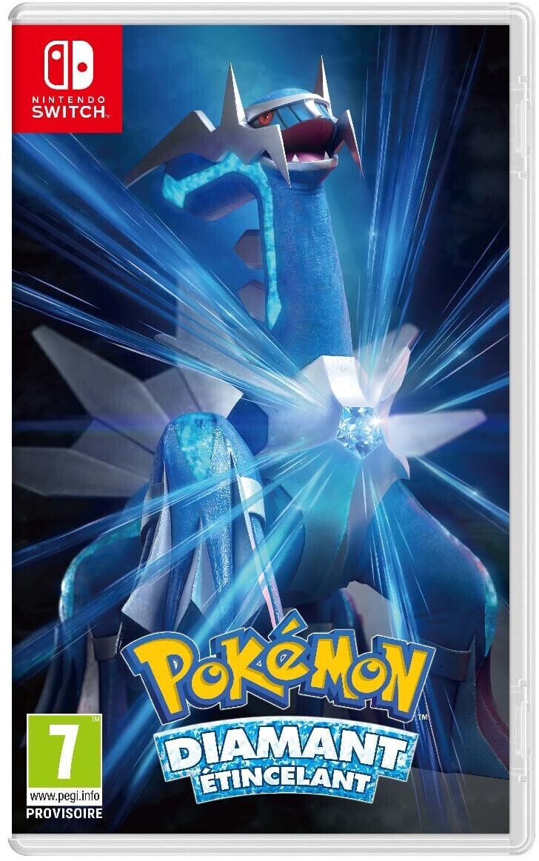 [Pré-commande] Pokémon Diamant Étincelant et Perle Scintillante sur Nintendo Switch