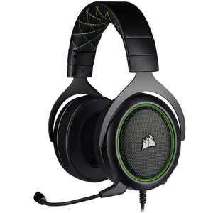 Casque Micro gamer filaire Corsair HS50 Pro - Micro antibruit amovible, compatible PC / PS4 / Xbox One / Switch + Fallout 76 sur Xbox One