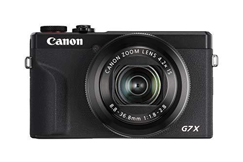 Appareil photo PowerShot G7 X Mark III