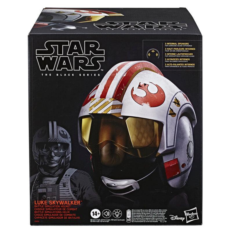Sélections de Casques Star wars en promotion - Ex: Casque simulateur de combat de Luke Skywalker (Retrait magasin uniquement)