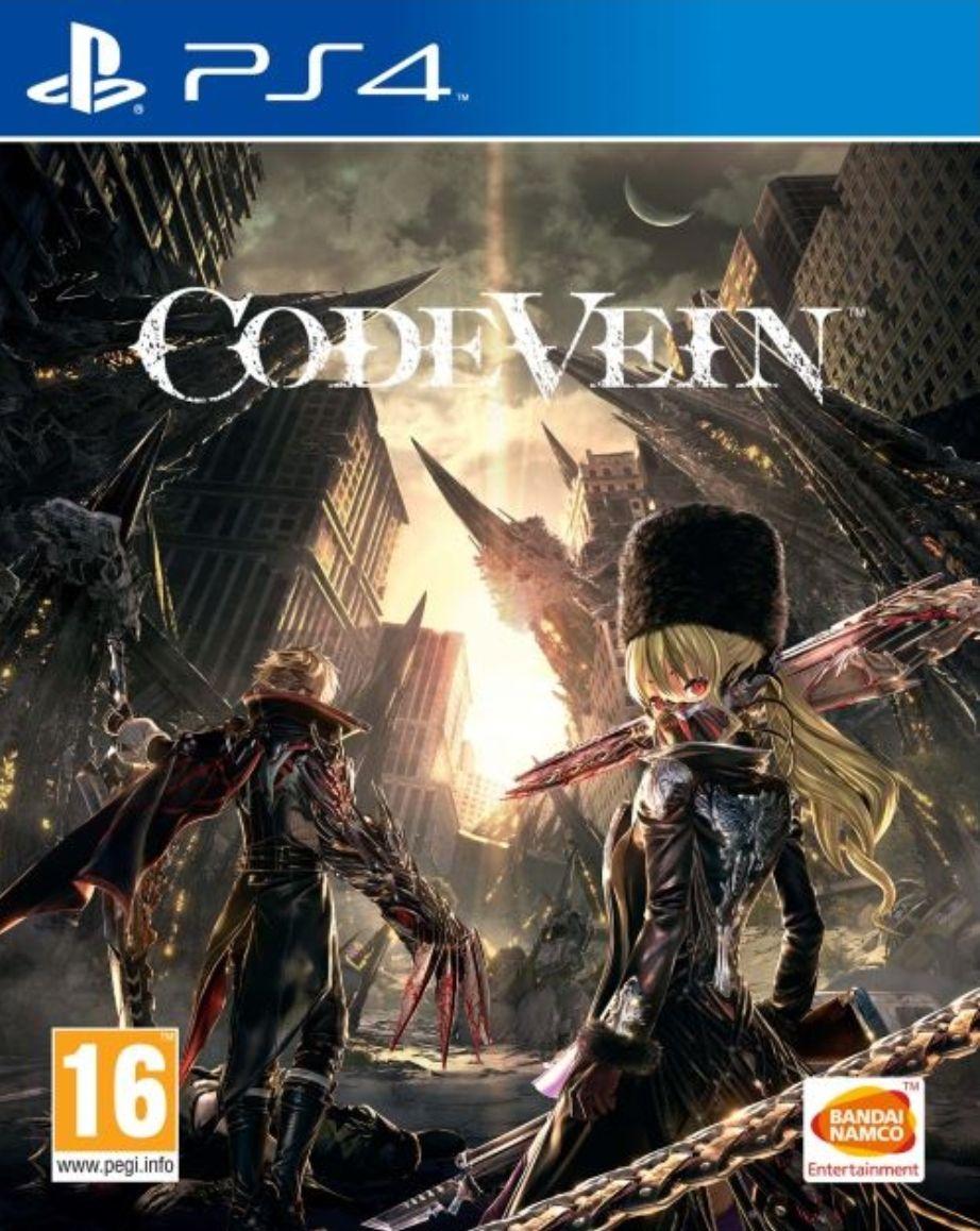 Code Vein sur PS4 ou Xbox One
