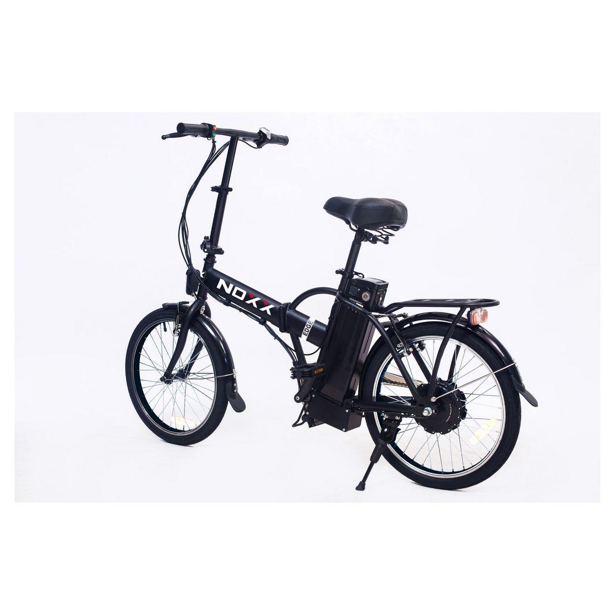 Vélo électrique Noxx EDGE VAE Noir