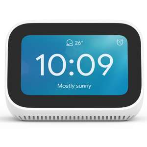 Assistant vocal / radio-réveil connecté Xiaomi Mi Smart Clock - Bluetooth 5.0 / Wi-Fi