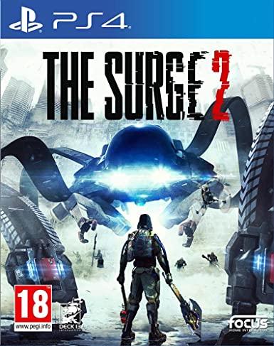 The Surge 2 sur PS4