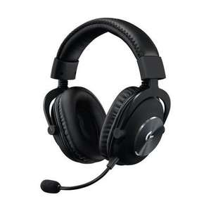 Casque micro gaming filaire Logitech G Pro - Noir, compatible PC, PS4, PS5, Xbox One