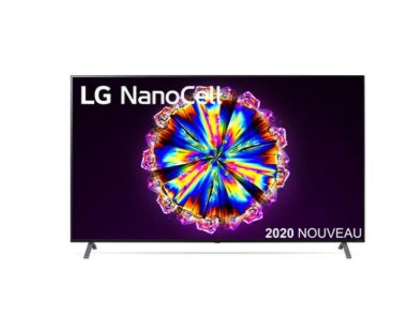 """TV LED Nanocell 75"""" LG 75NANO90 - UHD 4K, HDR, Smart TV, Dolby Vision (+20€ sur le compte de fidélité pour les adhérents)"""