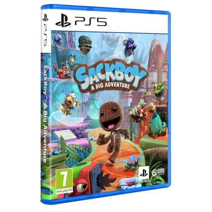 Jeu Sackboy : A big adventure sur PS5