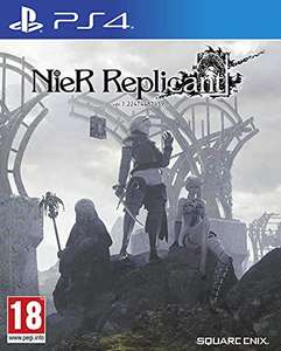 Nier Replicant sur PS4 / PC & Xbox One/Series X