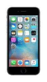 """Smartphone 4.7"""" iPhone 6S - 64 Go, Gris Sidéral"""