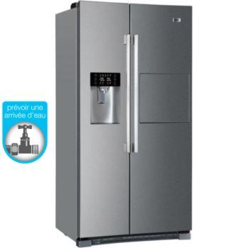 Réfrigérateur américain Haier HRF-729AP6 - No Frost, 540 L (369+171)