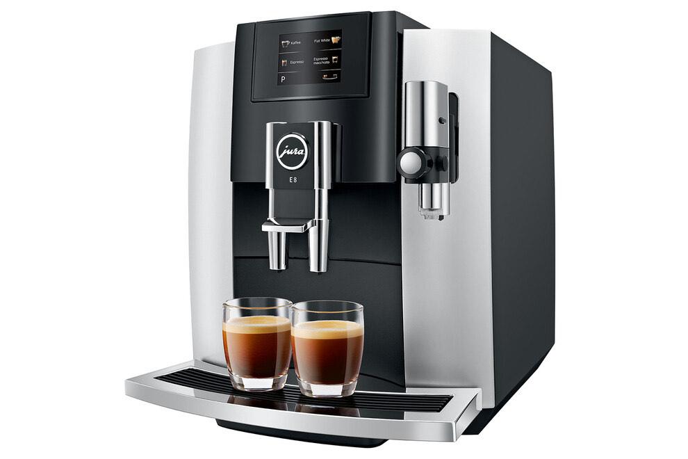 Machine à café Jura E8 Touch Screen