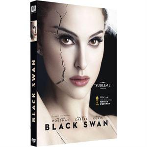 Black swan en DVD