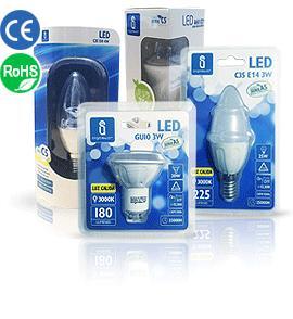 50% de réduction sur toutes les ampoules LED