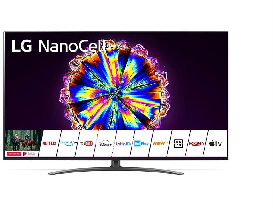 """TV 65"""" LG NanoCell 65NANO916NA - 4K UHD, LED, Smart TV"""