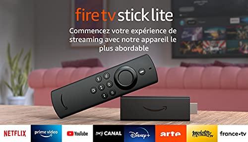 Sélection de sticks de streaming Amazon Fire TV en promotion - Ex: Fire TV Stick Lite (2020)