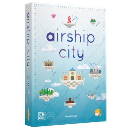 Sélection d'articles en promotion - Ex: Airship City (Agorajeux.com)