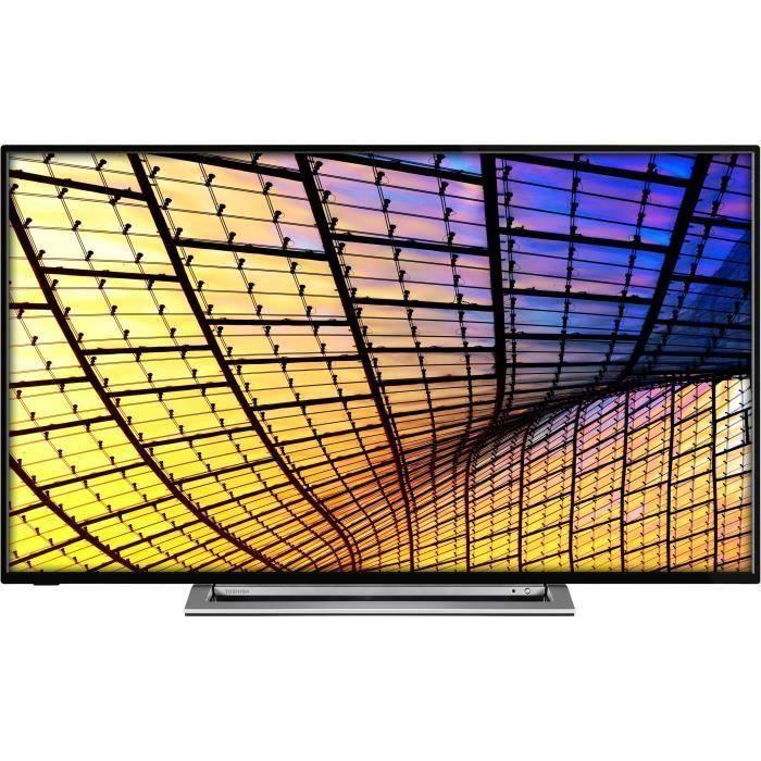 "TV 50"" Toshiba 50UL3B63DG - 4K UHD, Smart TV"