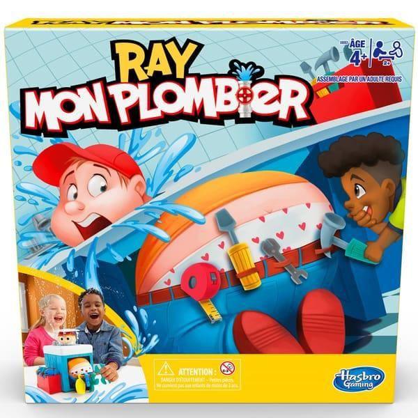Jeu de société Ray, Mon Plombier