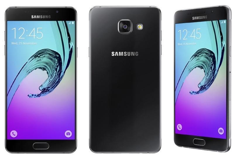 Sélection de smartphones en promotion - Ex : Samsung Galaxy A5 2016  - Noir