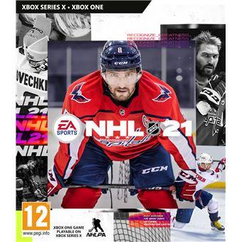 NHL 21 sur Xbox One