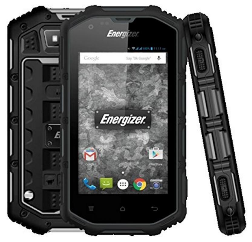 "Smartphone 4"" Energizer Energy 400 - Antichoc, 4 Go ROM"