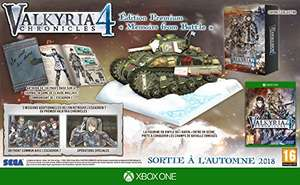 Valkyria Chronicles 4 : Memoirs from Battle - Édition Premium sur Xbox One