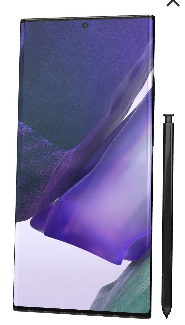 """Smartphone 6.9"""" Samsung Galaxy Note20 Ultra 5G - 256 Go (Via ODR de 100€)"""
