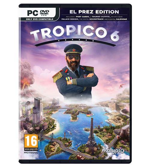 Tropico 6 - Édition El Prez sur PC
