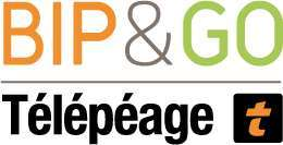 Badge de télépéage valable en France, Espagne, Portugal et Italie avec Bip&Go