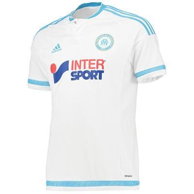 Maillot domicile Olympique de Marseille 2015/2016