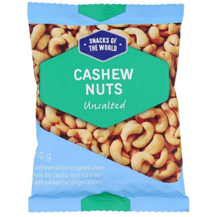 Noix de cajou Snacks of the World - 150g