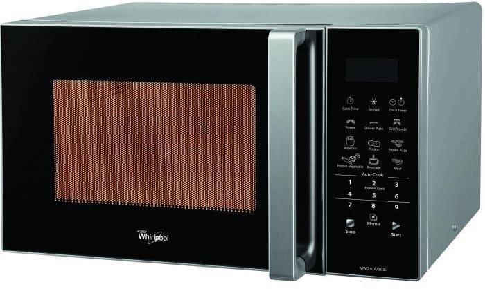 Micro-ondes grill Whirlpool MWO616/01SL - 900 W / grill 1000 W