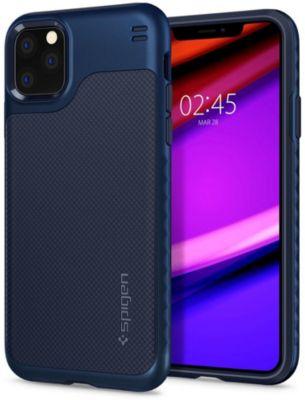 Coque Spigen Hybrid NX pour iPhone 11 Pro - gris