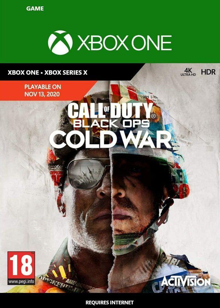 Call of Duty: Black Ops Cold War sur Xbox One (Dématérialisé - Store Argentine)