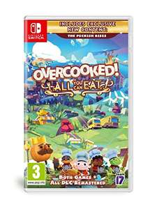 Overcooked! All You Can Eat sur Nintendo Switch