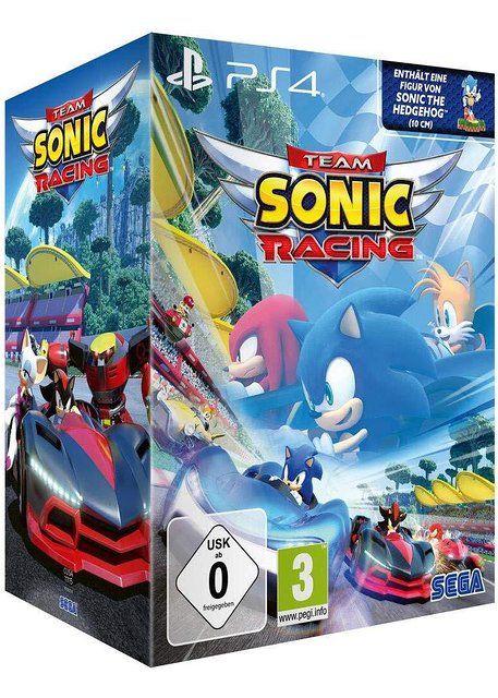 Sonic Team Racing sur PS4 - Édition Collector (24,49€ avec RAKUTEN5) + 2,95€ de Rakuten Points