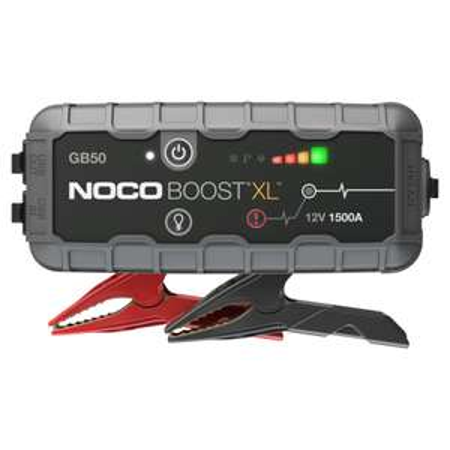 Booster de Batterie au Lithium/Démarreur NOCO Boost XL GB50, 12V 1500A