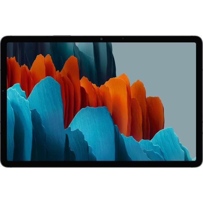 "Tablette 11"" Samsung Galaxy Tab S7 - 6 Go RAM, 128 Go ROM, Wi-Fi (Via ODR de 100€)"