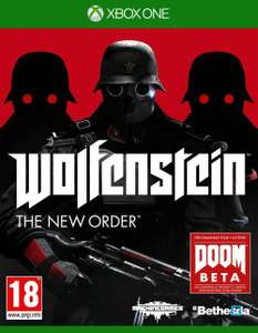 The Evil Within ou Wolfenstein : The New Order sur Xbox One