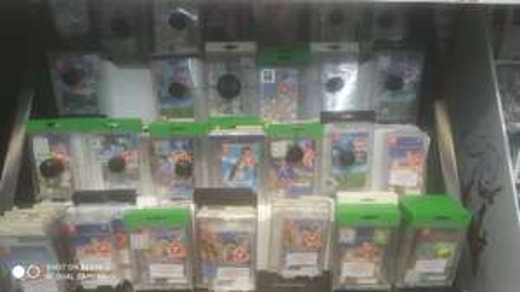 Sélection de Jeux Nintendo Switch et Amiibo en promotion - Lomme (59)
