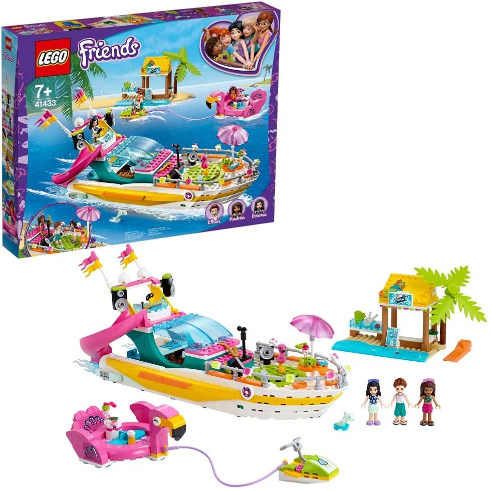 Lego Friends 41433 - Le Bateau de Fête