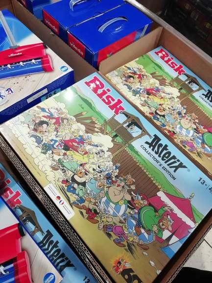 Jeu de Société Risk Asterix - Le Folgoet (29)